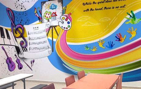 duvarlar | Okul Tasarımcısı | Okul Duvar Posterleri