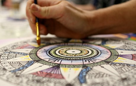 mandala workshop | Okul Tasarımcısı | Okul Duvar Posterleri