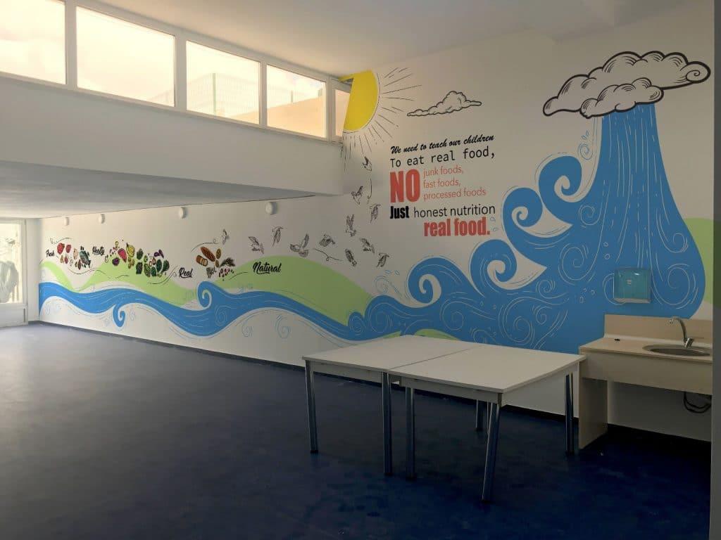 Brt 001   Okul Tasarımcısı   Okul Duvar Posterleri