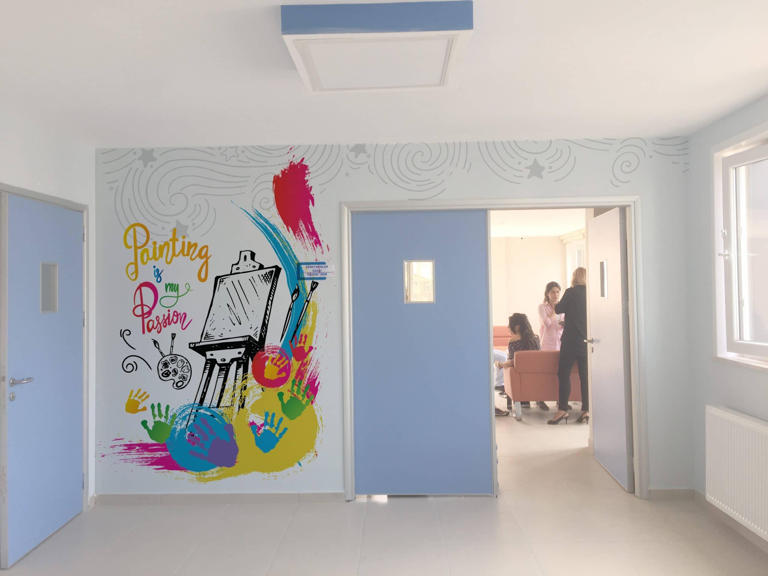 bo 07 | Okul Tasarımcısı | Okul Duvar Posterleri