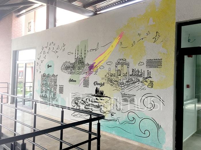 w002 | Okul Tasarımcısı | Okul Duvar Posterleri