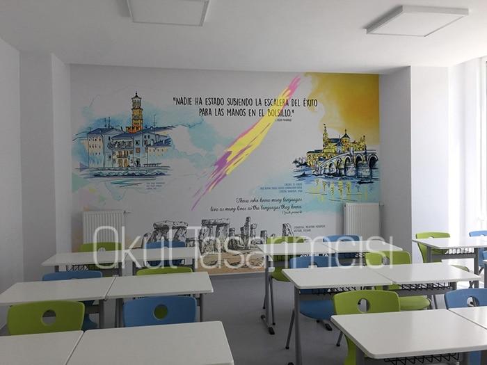 w003 | Okul Tasarımcısı | Okul Duvar Posterleri
