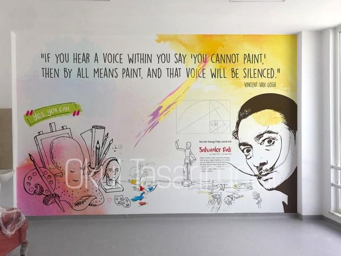 w006 | Okul Tasarımcısı | Okul Duvar Posterleri