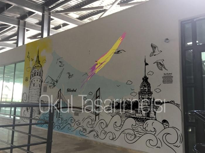 w007 | Okul Tasarımcısı | Okul Duvar Posterleri