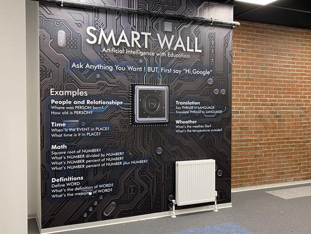 akıllı duvar nedir ?