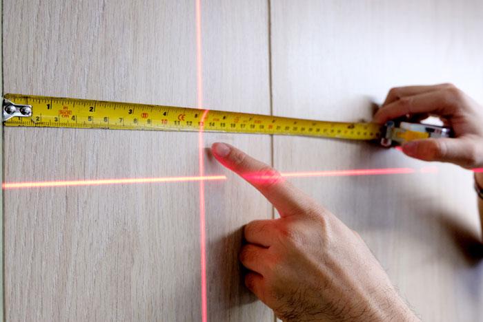 okul duvar giydirme projesinde doğru ölçü